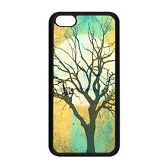 A Glowing Night Apple Iphone 5c Seamless Case (black) by theunrulyartist