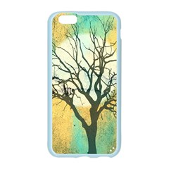 A Glowing Night Apple Seamless iPhone 6/6S Case (Color) by theunrulyartist