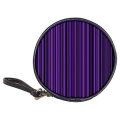 Purple Classic 20-CD Wallets by Valentinaart