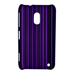 Purple Nokia Lumia 620 by Valentinaart