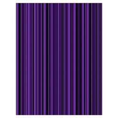 Purple Drawstring Bag (large) by Valentinaart