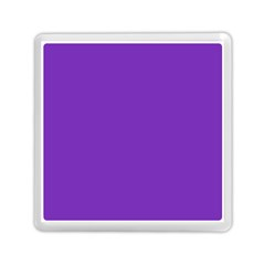 Purple Memory Card Reader (square)  by Valentinaart