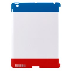 Flag of Crimea Apple iPad 3/4 Hardshell Case (Compatible with Smart Cover) by abbeyz71