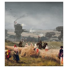 Scythe Big Bag Faction 6 By Sims   Drawstring Pouch (large)   N8nohktjjjf3   Www Artscow Com Back