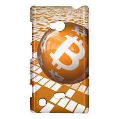 Network Bitcoin Currency Connection Nokia Lumia 720 by Amaryn4rt