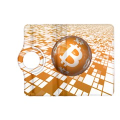 Network Bitcoin Currency Connection Kindle Fire Hd (2013) Flip 360 Case by Amaryn4rt