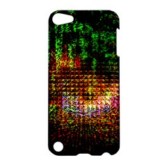 Radar Kaleidoscope Pattern Apple Ipod Touch 5 Hardshell Case by Amaryn4rt