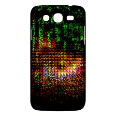 Radar Kaleidoscope Pattern Samsung Galaxy Mega 5 8 I9152 Hardshell Case  by Amaryn4rt