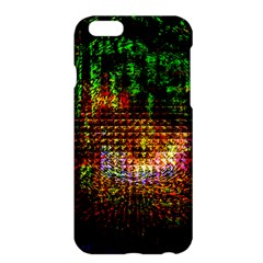 Radar Kaleidoscope Pattern Apple Iphone 6 Plus/6s Plus Hardshell Case by Amaryn4rt