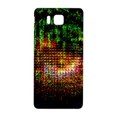 Radar Kaleidoscope Pattern Samsung Galaxy Alpha Hardshell Back Case by Amaryn4rt