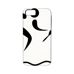 Assault Course Pictogram Apple Iphone 5 Classic Hardshell Case (pc+silicone) by abbeyz71