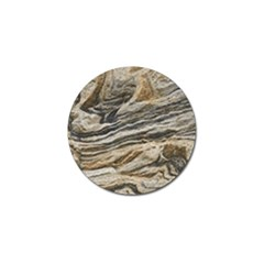 Rock Texture Background Stone Golf Ball Marker (10 Pack) by Amaryn4rt