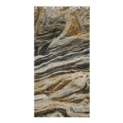 Rock Texture Background Stone Shower Curtain 36  X 72  (stall)  by Amaryn4rt