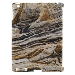 Rock Texture Background Stone Apple Ipad 3/4 Hardshell Case (compatible With Smart Cover) by Amaryn4rt