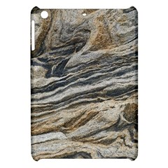 Rock Texture Background Stone Apple Ipad Mini Hardshell Case by Amaryn4rt