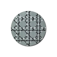 Texture Backgrounds Pictures Detail Rubber Coaster (round)  by Amaryn4rt