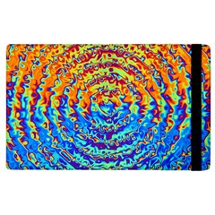 Background Color Game Pattern Apple Ipad 2 Flip Case by Amaryn4rt