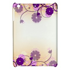 Background Floral Background Apple iPad Mini Hardshell Case by Amaryn4rt