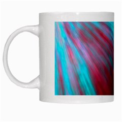 Background Texture Pattern Design White Mugs by Amaryn4rt