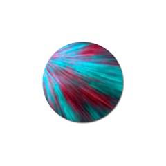 Background Texture Pattern Design Golf Ball Marker by Amaryn4rt
