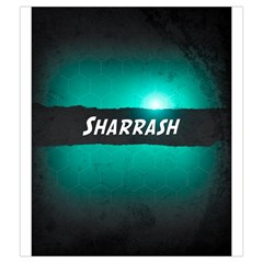 Neuroshima Hex   Sharrash By Rom   Drawstring Pouch (medium)   3rdoqy921d7v   Www Artscow Com Back