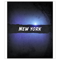 Neuroshima Hex   New York By Rom   Drawstring Pouch (medium)   36sz84zdenmh   Www Artscow Com Back
