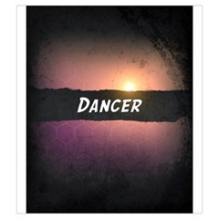 Neuroshima Hex   Dancer By Rom   Drawstring Pouch (medium)   P15omso9cp2n   Www Artscow Com Back