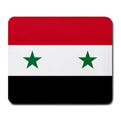 Flag Of Syria Large Mousepads by abbeyz71