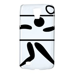 Badminton Pictogram Galaxy S4 Active