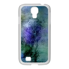 Background Texture Structure Samsung Galaxy S4 I9500/ I9505 Case (white) by Amaryn4rt