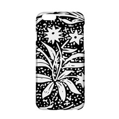 Decoration Pattern Design Flower Apple Iphone 6/6s Hardshell Case by Amaryn4rt