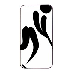 Bandy Pictogram Apple Iphone 4/4s Seamless Case (black) by abbeyz71