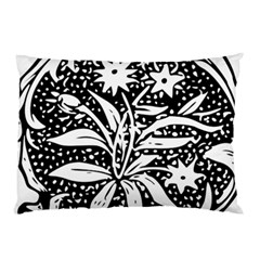 Decoration Pattern Design Flower Pillow Case (two Sides) by Amaryn4rt