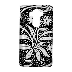 Decoration Pattern Design Flower Lg G4 Hardshell Case by Amaryn4rt