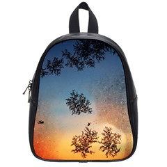 Hardest Frost Winter Cold Frozen School Bags (Small)