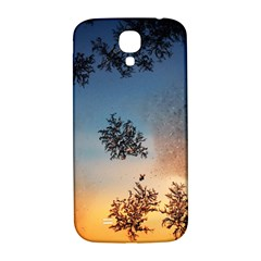 Hardest Frost Winter Cold Frozen Samsung Galaxy S4 I9500/i9505  Hardshell Back Case