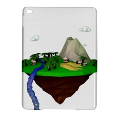 Low Poly 3d Render Polygon Ipad Air 2 Hardshell Cases by Amaryn4rt