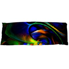 Light Texture Abstract Background Body Pillow Case Dakimakura (two Sides) by Amaryn4rt