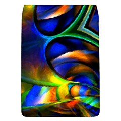Light Texture Abstract Background Flap Covers (l)  by Amaryn4rt