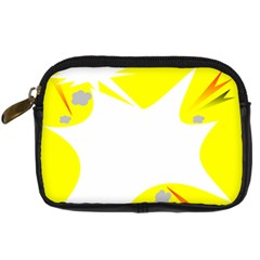 Mail Holyday Vacation Frame Digital Camera Cases by Amaryn4rt