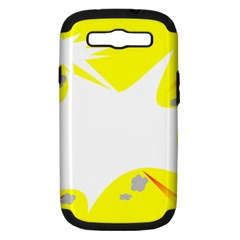 Mail Holyday Vacation Frame Samsung Galaxy S Iii Hardshell Case (pc+silicone) by Amaryn4rt