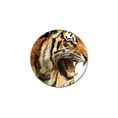 Royal Tiger National Park Golf Ball Marker