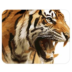 Royal Tiger National Park Double Sided Flano Blanket (Medium)  by Amaryn4rt