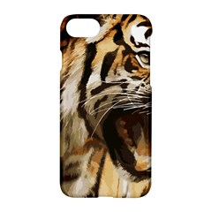 Royal Tiger National Park Apple Iphone 7 Hardshell Case