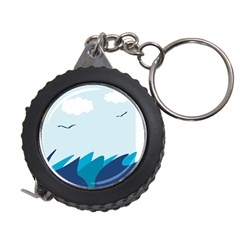 Sea Measuring Tapes by Amaryn4rt