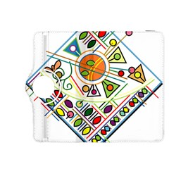 Vector Icon Symbol Sign Design Kindle Fire Hdx 8 9  Flip 360 Case