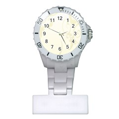 Background Light Line Texture Plastic Nurses Watch by Jojostore