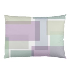 Abstract Background Pattern Design Pillow Case