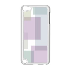 Abstract Background Pattern Design Apple Ipod Touch 5 Case (white)