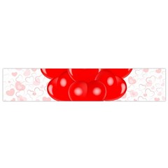 Abstract Background Balloon Flano Scarf (small) by Nexatart